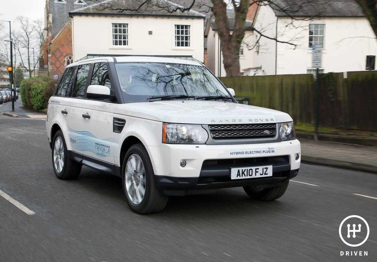 Land Rover 2011 Range e Concept Technical Features