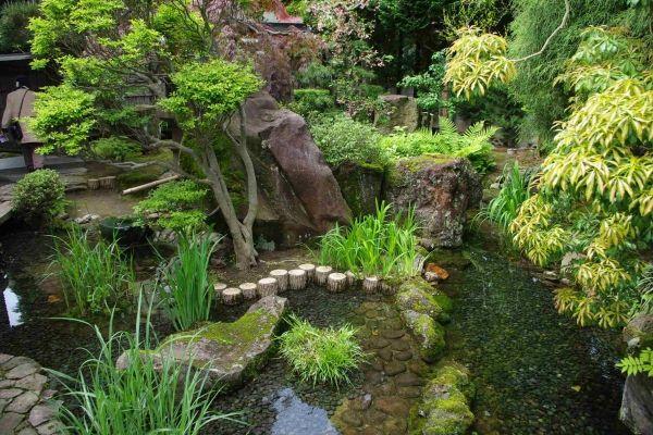 Cute  Schritte wie Sie einen japanischen Garten anlegen