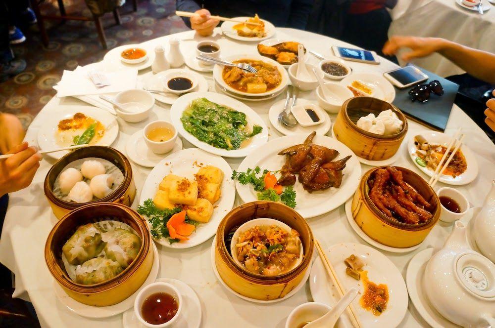 Where To Find Dim Sum In Richmond Bc Best Chinese Food Dim Sum Food