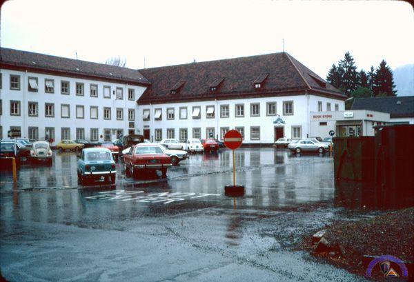 Einkaufszentrum Garmisch Partenkirchen