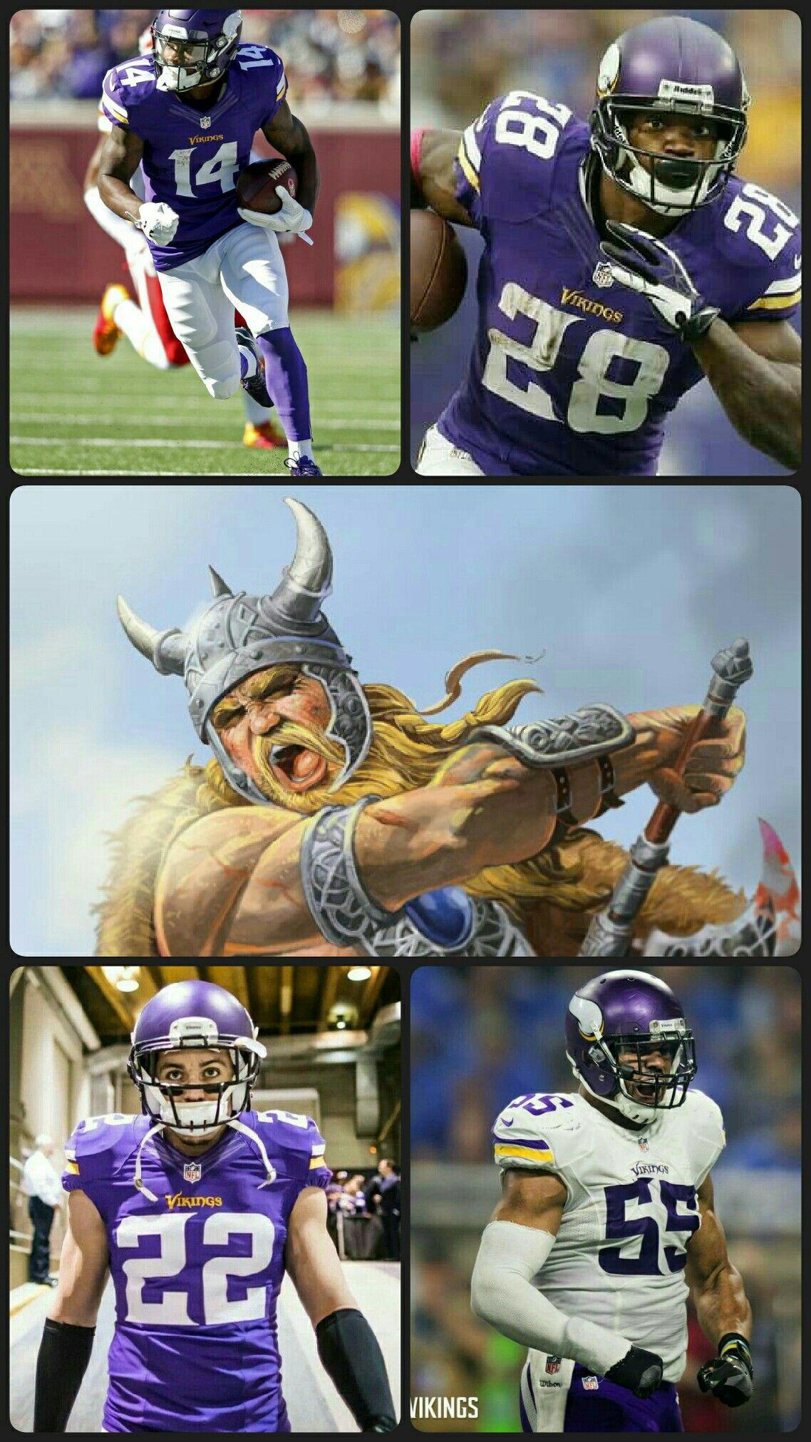Minnesota Vikings iPhone/Android wallpaper Minnesota
