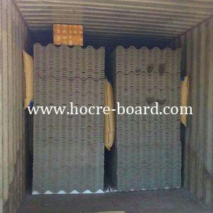 4 5mm Fiber Cement Corrugated Roof Tile Fiber Cement Corrugated Roofing Fiber Cement Board