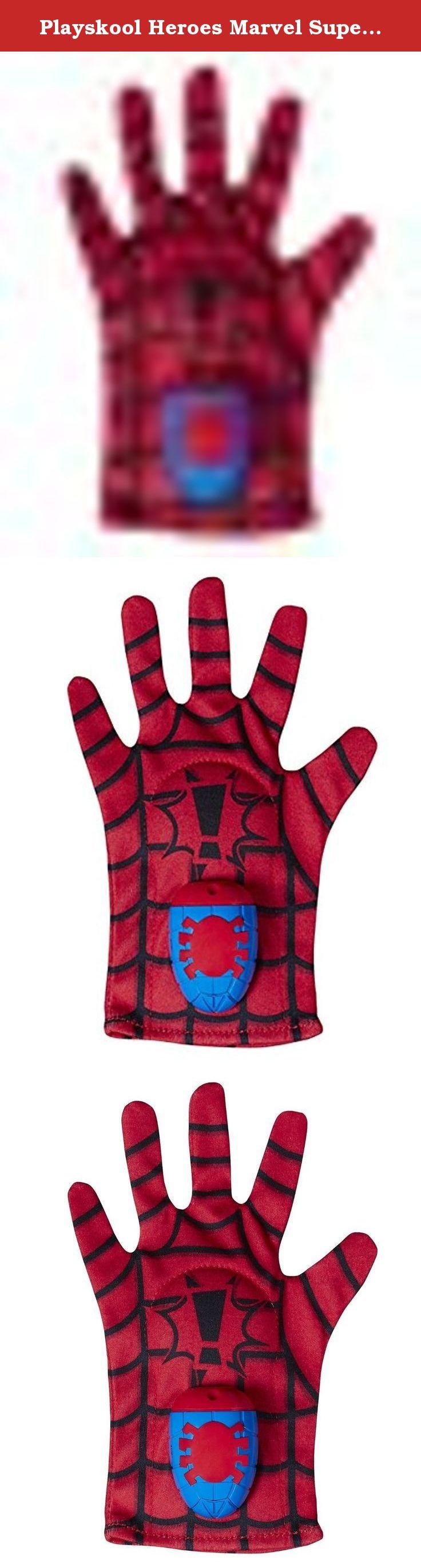 Playskool Heroes Marvel Super Hero Adventures Spider-Man Water Web ...