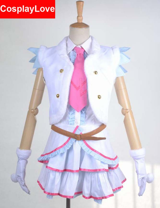 Love live Snow Halation Kousaka Honoka Cosplay Costume Custom-made For Christmas Halloween CosplayLove #Affiliate
