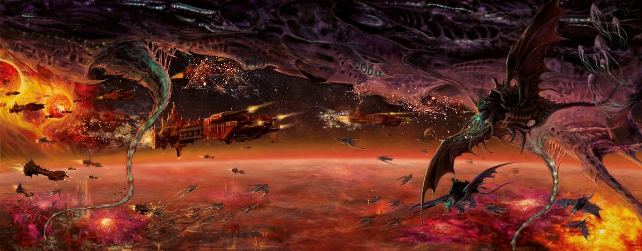 Tyranid Invasion   Warhammer 40k artwork, Warhammer, Warhammer 40k