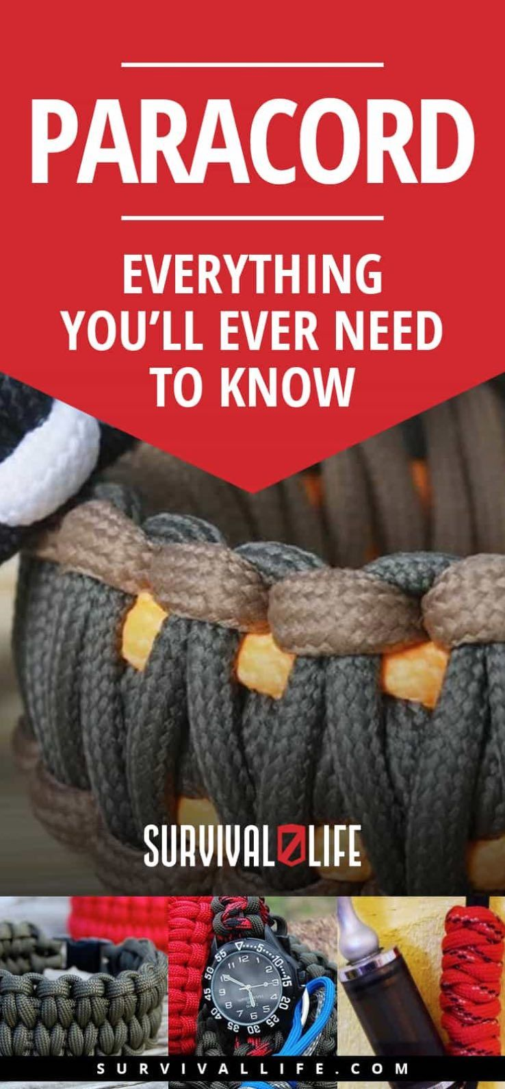 Paracord Everything You Ll Ever Need To Know Paracord