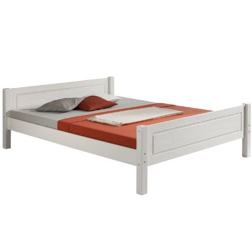 Holzbett Landhausbett Einzelbett Doppelbett Bett