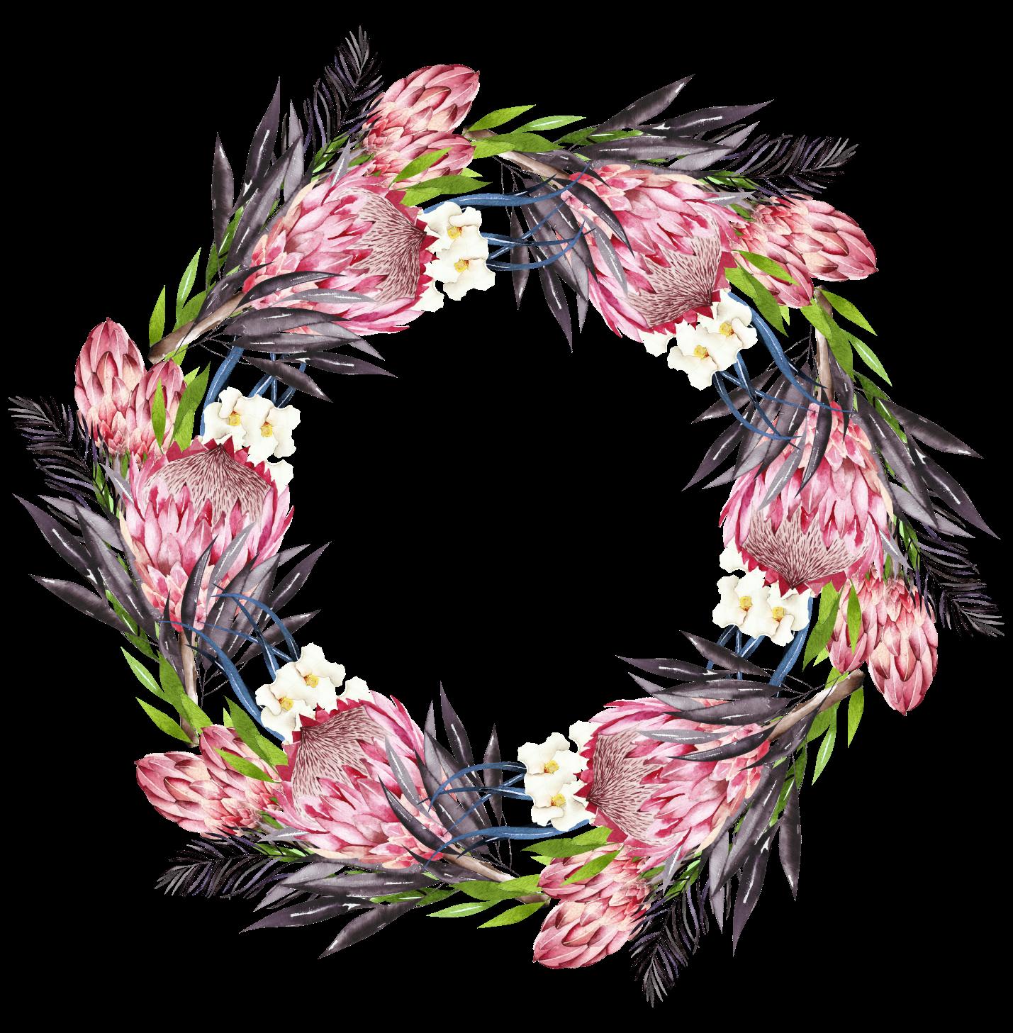 ответ декупаж картинки цветы венки возвращается