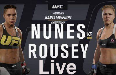 Dominick Cruz Vs Cody Garbrandt Live Stream With Images Ronda Rousey Ufc