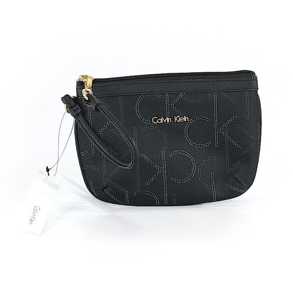 Calvin Klein Pre-owned - Leather clutch 2QoDdVGswx