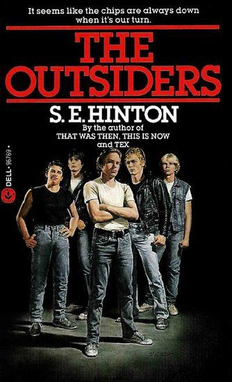 outsiders s e hinton and hero We're celebrating the 50th anniversary of the outsiders and the  jane wants to  go to the prom with the football hero and ends up with the boy.