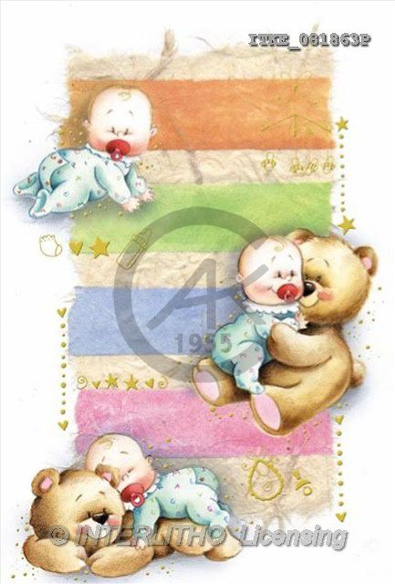 Isabella, BABIES, paintings(ITKE081863,#B#) bébé, illustrations, pinturas