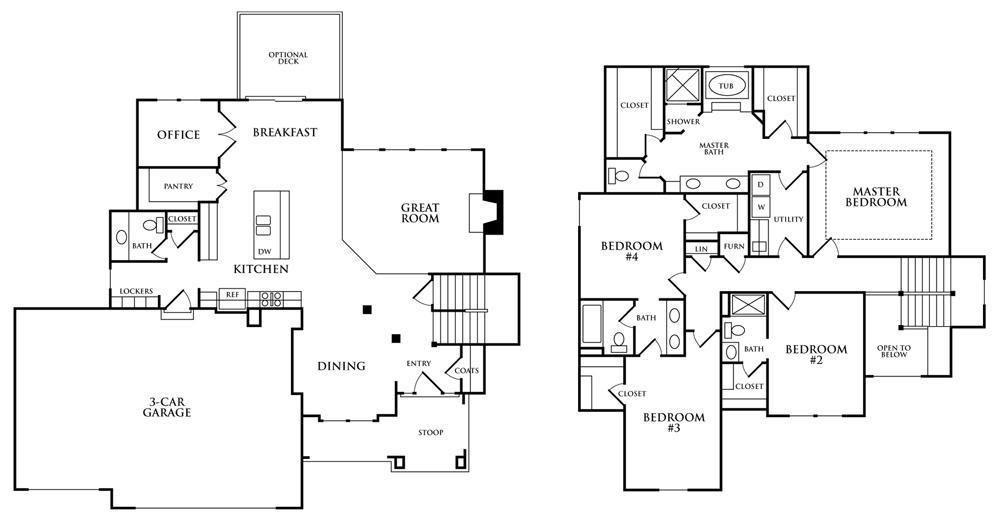 Floor Plan Details Sallee Custom Homes Inc Mobile Custom Homes Floor Plans How To Plan
