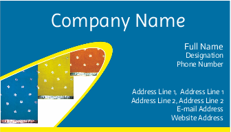 Visiting Cards for Saree Shop Business | Printasia.in | Business ...