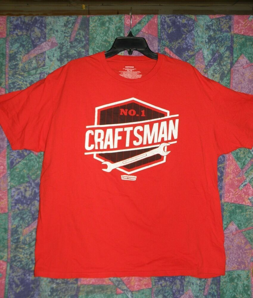 Craftsmans Tools Boys Short-Sleeved T-Shirts