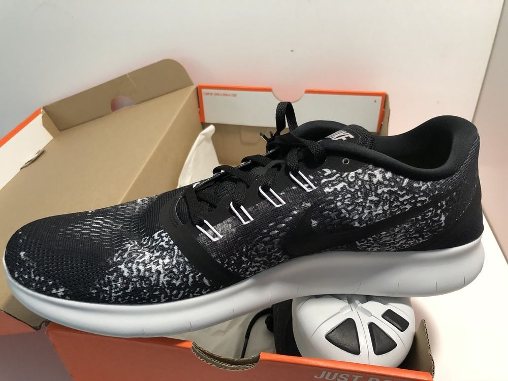 ea93a86150115 Nike Free Run Print Black   White Size 13 EURO 46-47 NEW IN BOX  fashion   clothing  shoes  accessories  mensshoes  athleticshoes (ebay link)