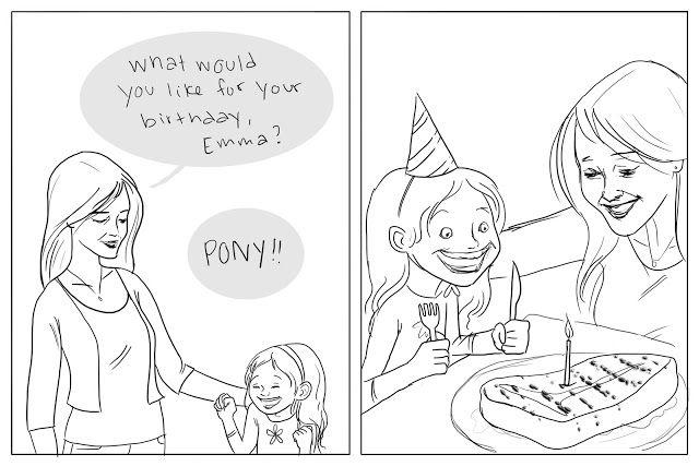 Birthday Pony!
