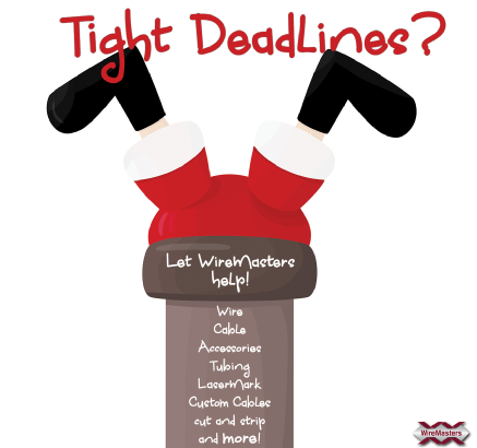 Are you trying to meet tight deadlines before Christmas? Call ...