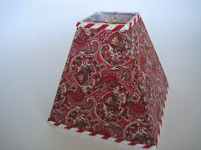Paisley paprika red paisley custom lamp shade elle daniel is an paisley paprika red paisley custom lamp shade elle daniel is an expert aloadofball Choice Image