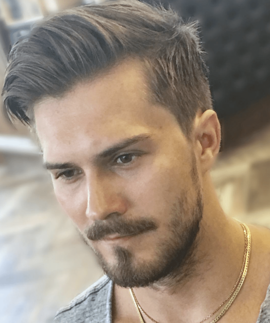 the 9 sexiest hairstyles for men with receding hairlines