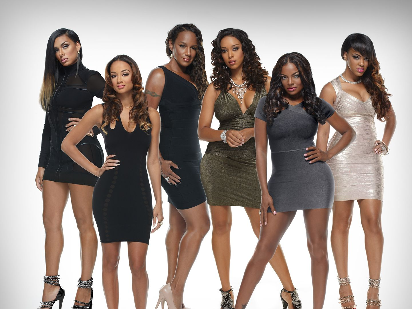Basket Ball wives L.A.