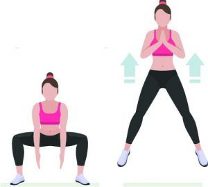 how to make your booty muscles jump