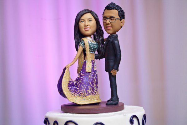 Nice Cake Topper. Adorbs · Indian CakeIndian Wedding ...