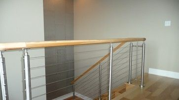 Best Interior Contemporary Staircase New Orleans Vision 400 x 300
