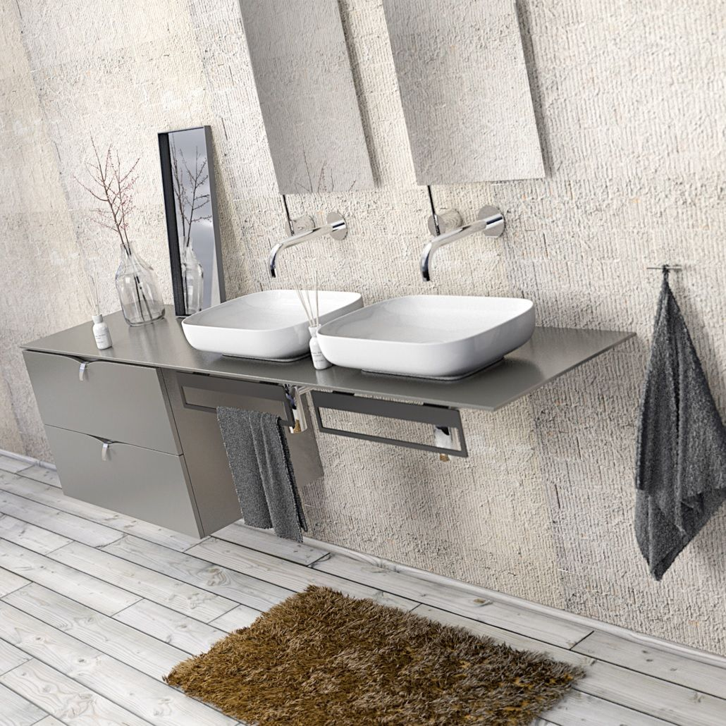 Meble Lazienkowe Oristo Siena Z Oryginalnym Stylem Oristo Meble Meblelazienkowe Budujemy Umywalka Furniture Sink Bathroom Vanity Vanity Double Vanity