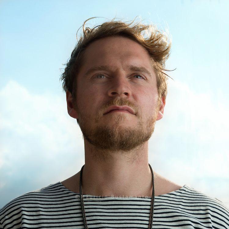Deutscher Popsnger Und Songwriter Johannes Oerding