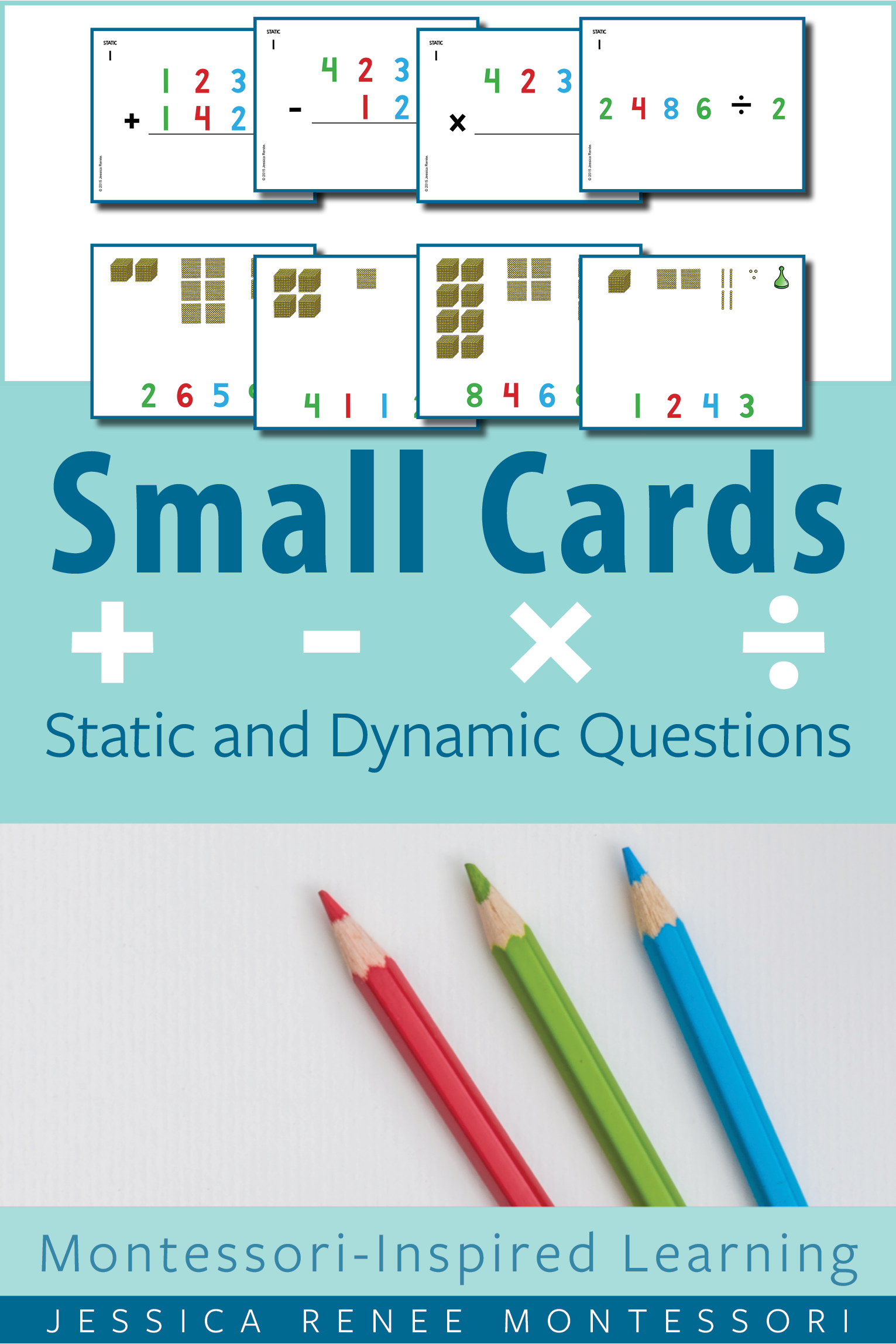 Montessori Math Addition Subtraction Multiplication And