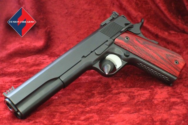 Fusion 6 inch long-slide with Carry Cut | 6 Inch Long ... M1911 Custom Slide