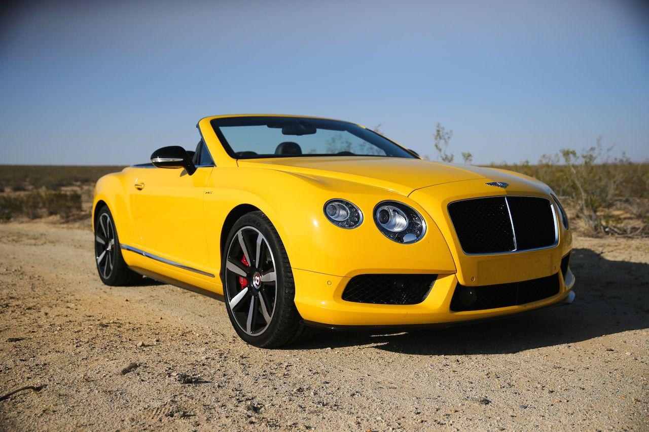 Bentley Continental GTC V8 S Fachbereicht | NewCarz