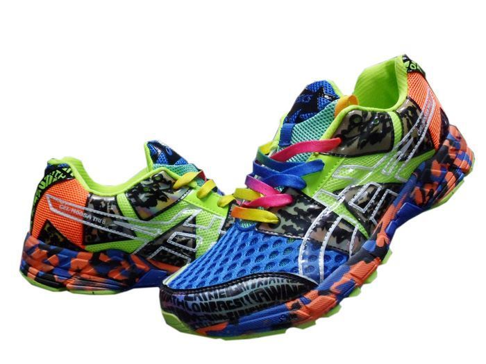 Men Asics Gel-Noosa Tri 8 Royal Green