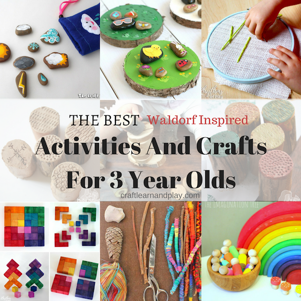6 Waldorf Inspired Principles Every >> 8 The Best Waldorf Inspired Activities And Crafts For 3 Year Olds