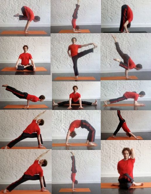 Hard Poses Made Easy By Mike Taylor Hard Yoga Poses Poses Yoga Postures