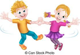 Children Dancing Vector Clipart Royalty Free 4 595 Children Dancing Clip Art Vector Eps Illustrations And Images Available Kids Dance Clip Art Dancing Clipart