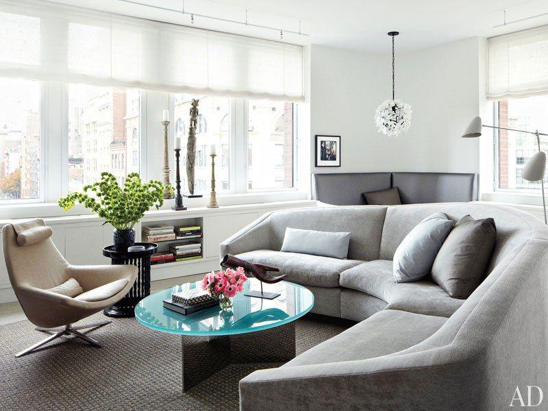 Julianna Margulies S Light Filled New York City Apartment Inside
