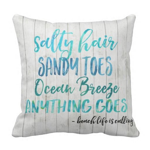 By Photo Congress || Salty Hair Sandy Toes Quotes