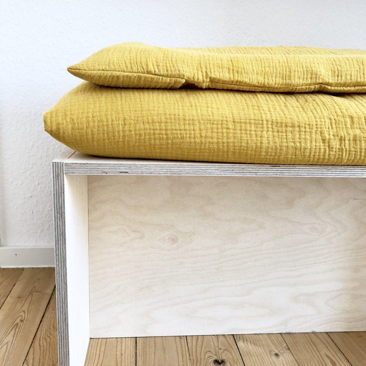 Kinderbettwasche Senf Matsch Mit Sahne Throw Pillows Pillows Bed