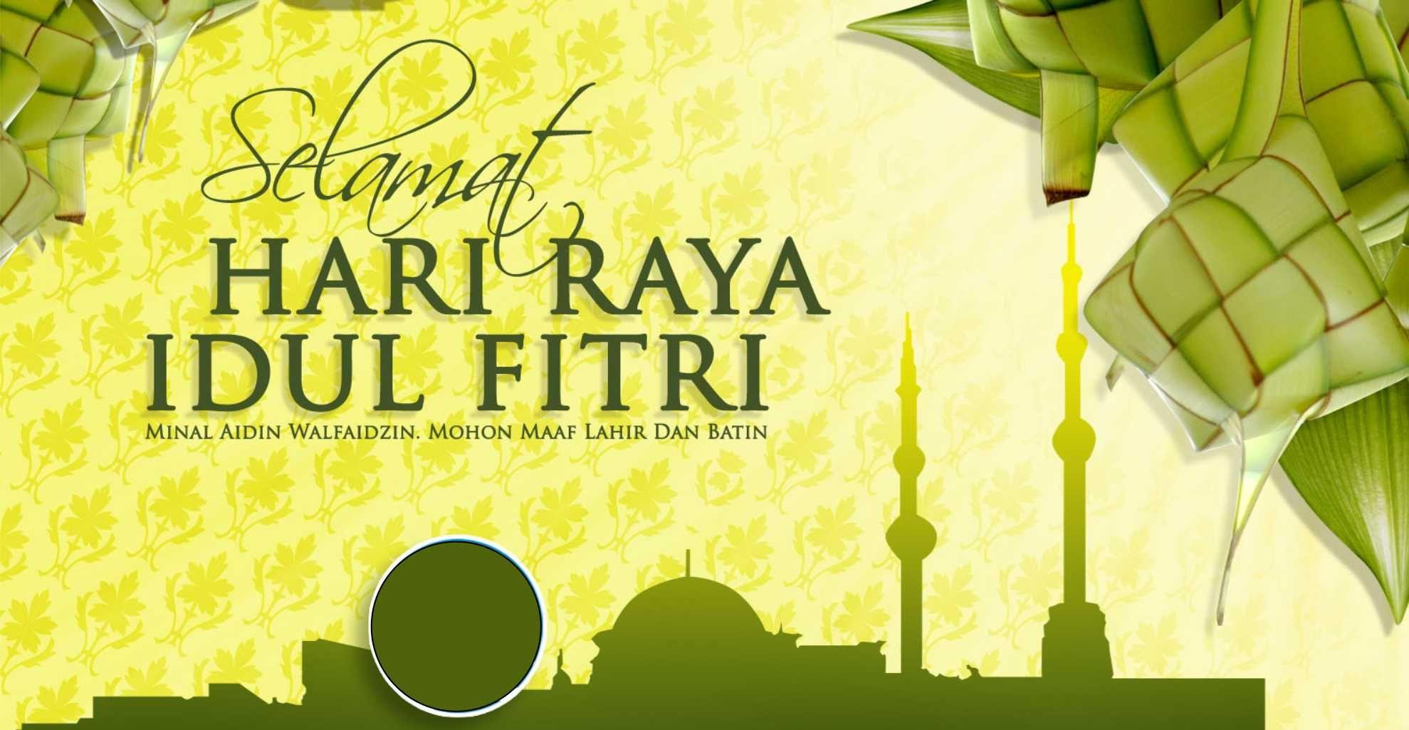 Selamat Hari Raya Idul Fitri 1436h U2022 Solusi Grafika With