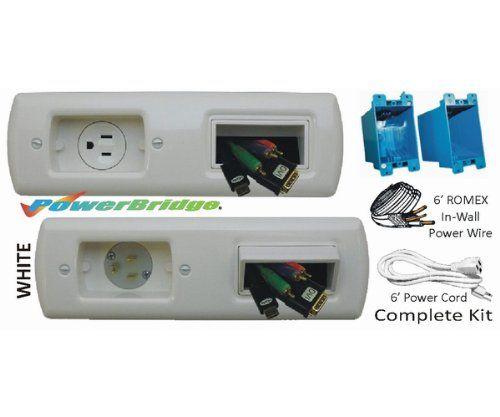 Amazon Com Powerbridge Tspbiw 6 Wh Total Solution Flat