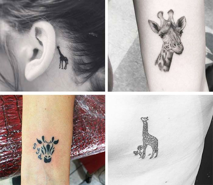 21 Unique Small Tattoos For Women | Simple Tattoo Ideas