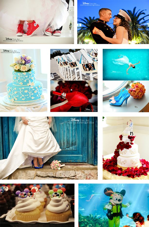 ~Disney Weddings~