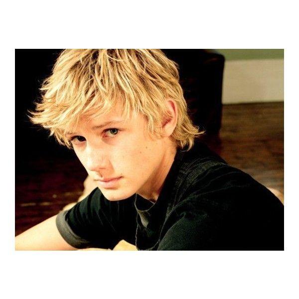 Light Blonde Hair Men