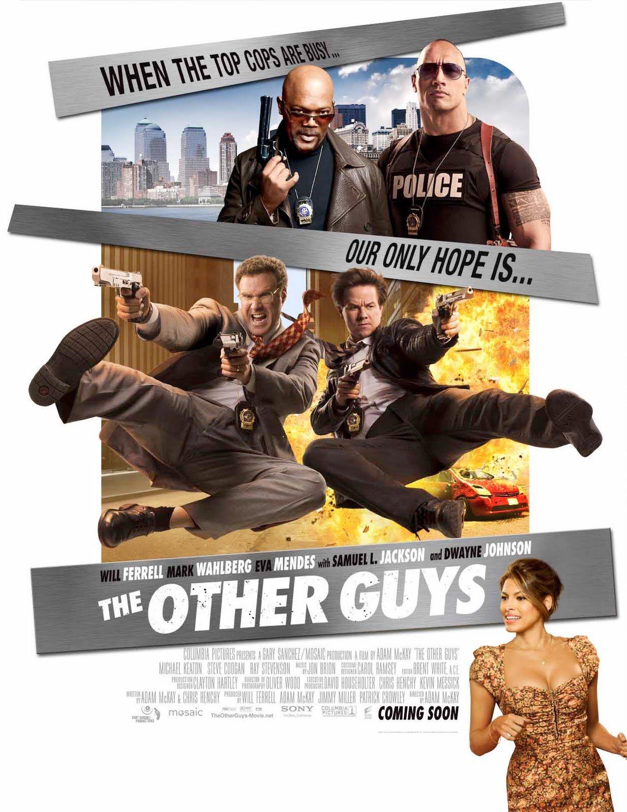 217 The Other Guys Policias De Repuesto 2010 Guy Michael