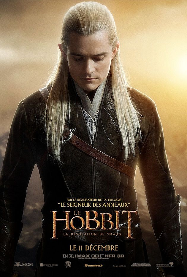 Legolas Greenleaf HD Poster The Hobbit Desolation Of Smaug 2013
