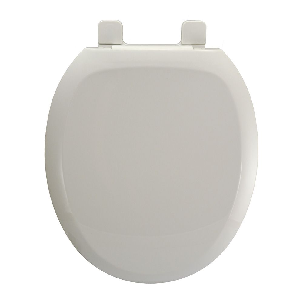 Comfort Seats C8032o00 Standard Plastic Seat White Round Open