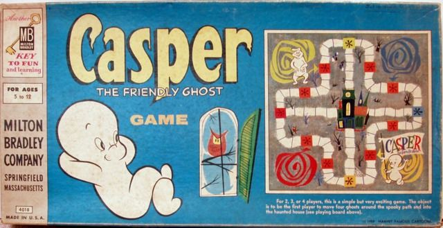 Casper Games | Open the Ghostly Chest for up to 500 Free Spins