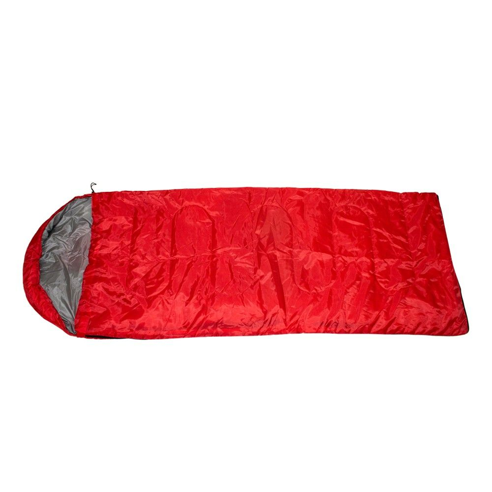 These Wholesale Polyester Hollow Fiber Ultra Lightweight Hooded Sleeping Bags Come In Red Perfect For Outdoor Sleeping Bag Outdoor Essentials Homeless Shelter